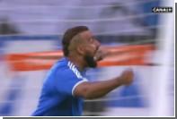 Фанат «Марселя» пробил вратаря соперника после выхода один на один