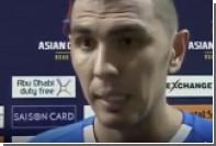 Футболист сборной Узбекистана узнал о вылете из отбора к ЧМ во время интервью