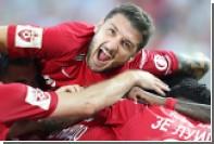 Защитник «Спартака» Боккетти сыграл с «Рубином» в форме с неправильной эмблемой