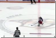 Панарин забросил победный буллит в предсезонном матче НХЛ