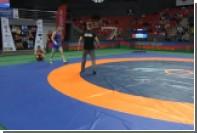 Борцы, тренеры и зрители устроили массовую драку на турнире в Краснодаре