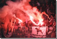 «Спартак» оштрафовали за погром на стадионе «Санкт-Петербург»