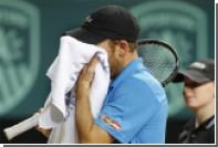 Йом-Киппур вынудил теннисиста досрочно завершить матч