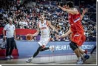 Российские баскетболисты обыграли сербов на чемпионате Европы