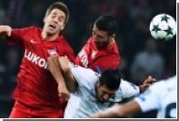 «Спартак» отстоял ничью в матче с «Ливерпулем» в Лиге чемпионов
