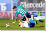 Новичок «Зенита» захотел в «Реал»