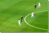 Слишком шумные фанаты вынудили футболиста уйти с поля в матче Лиги чемпионов