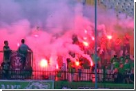Фанаты львовских «Карпат» заставили игроков снять майки после разгрома