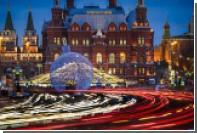 В Москве понадеялись на новогодний туристический рекорд