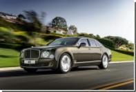 В России появятся новые модели Bentley