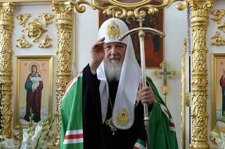 Патриарх Кирилл испугался революционного хаоса и пропаганды из-за «Матильды»