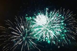 Первый фестиваль фейерверков в Архангельске собрал 25 тысяч человек