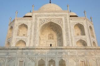 Индийцы убрали Тадж-Махал из списка туристических достопримечательностей