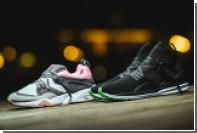 Puma выпустила «алкогольную» коллекцию кроссовок