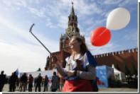 Москва оказалась в шесть раз популярнее Киева