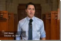 Канадский премьер расплакался во время речи о кончине главного рокера страны