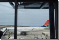 «Самый бесполезный аэропорт в мире» принял первый регулярный пассажирский рейс