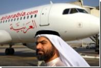 Павлин вывел из строя самолет авиакомпании Air Arabia