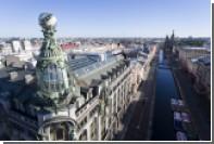 Санкт-Петербург признали лучшим туристическим городом Европы