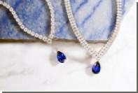 Российские ювелиры предложили снимать сапфиры с бриллиантовых колье