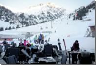 Назван лучший горнолыжный курорт СНГ