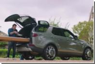 Джейми Оливер воткнул вертел в Land Rover