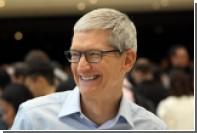 Глава Apple захотел примерять одежду при помощи смартфона
