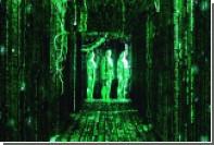 Зеленые коды из «Матрицы» оказались рецептами суши