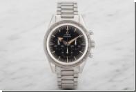 Часы Omega Speedmaster нашли на чердаке и продали за рекордную цену