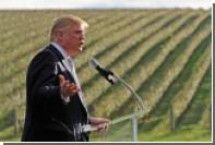 Новую марку вина в США назвали выдуманным Трампом словом
