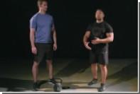 Дарт Вейдер накачает мышцы спортсменам