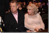 Жена Караченцова рассказала о раковой опухоли актера