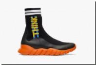 Fendi выпустил уродливые кроссовки-носки за 750 долларов