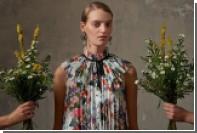 H&M показал модели из коллаборации с Erdem