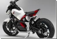 Honda показала самобалансирующийся электромотоцикл