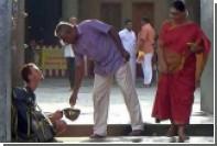 Российский турист оказался на паперти в Индии из-за блокировки банковской карты