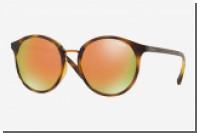 Круглые очки вернулись в моду