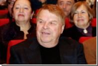 Актера Кокшенова госпитализировали с подозрением на инсульт