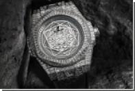 Hublot выпустил новые часы совместно с любимой тату-студией Канье Уэста