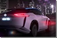 Nissan продемонстрировал электрический внедорожник с искусственным интеллектом