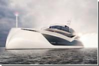 Итальянцы разработали 72-метровую яхту с интеллектуальным винным погребом