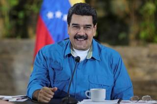Мадуро призвал Каталонию сопротивляться испанским властям