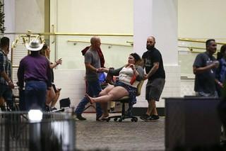 Число погибших при стрельбе в Лас-Вегасе возросло до 58