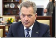 Финский президент поделился опытом налаживания контактов с Путиным