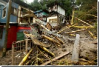 Тропический шторм «Нэйт» в Центральной Америке убил 22 человека