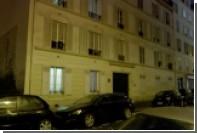 В жилом доме в Париже нашли мощную бомбу из газовых баллонов