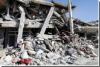 Коалиция США опровергла информацию о полном освобождении сирийской Ракки
