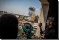 Коалиция во главе с США позволила боевикам ИГ эвакуироваться из Ракки
