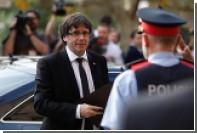 Испанские власти приготовились к аресту главы Каталонии
