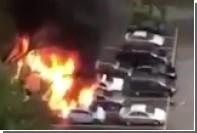 В американском Портленде взорвался грузовик